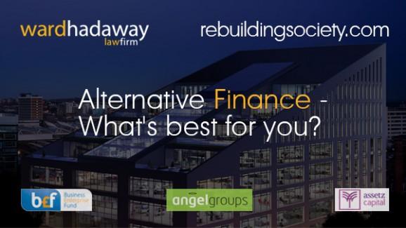 Alternative funding seminar