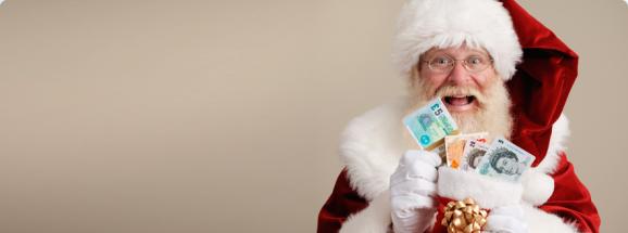 Cash-Santa