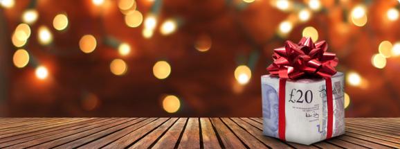 Christmas-cash